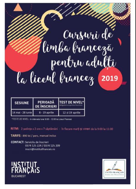 Cours de Français langue étrangère