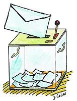 A l'école : on vote !