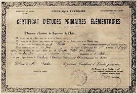 Et si vous jouiez à repasser votre certificat d'études primaires ?