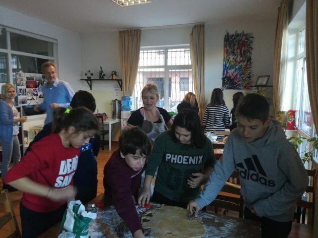« Weihnachtsplätzchen » à l'école allemande
