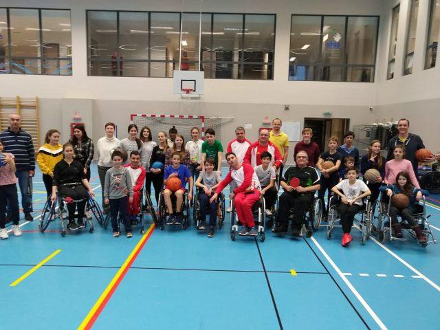 Journée Paralympique