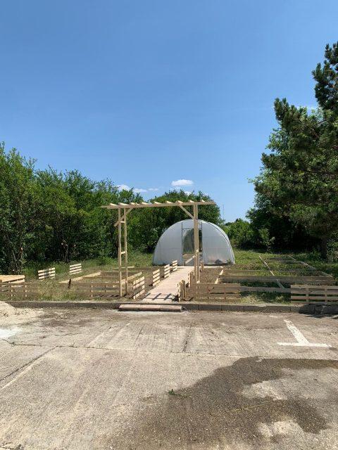 Jardin d'avenir