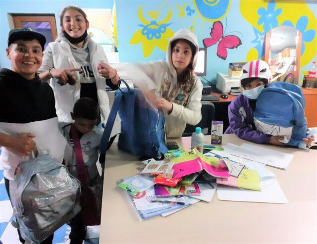 Collecte de fournitures scolaires pour les enfants en situation de précarité