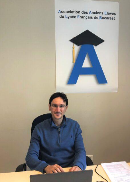 Bienvenue à notre PRIO, Florian MILESI!