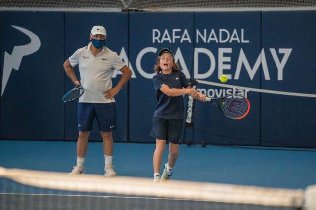 Yannick ALEXANDRESCOU, notre champion de tennis