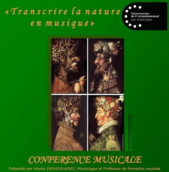Conférence Musicologue