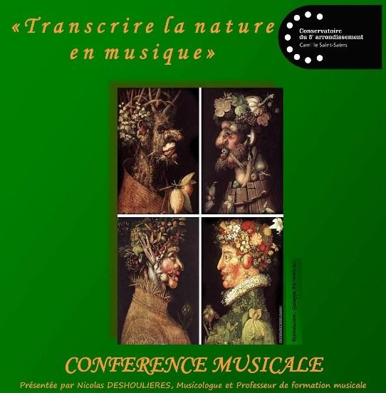 Conférence Musicologue